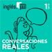 Conversaciones Reales en inglés Serie 1 Audio/MP3