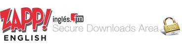 Ingles.fm Zapp! English - Descargar e-Books y Audio