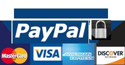 Pagos Seguros por PayPal