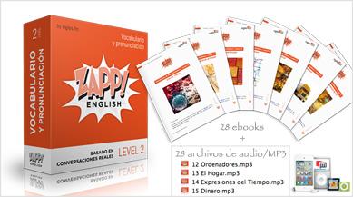 Zapp! Inglés Vocabulario y Pronunciación - ebooks y transcripciones