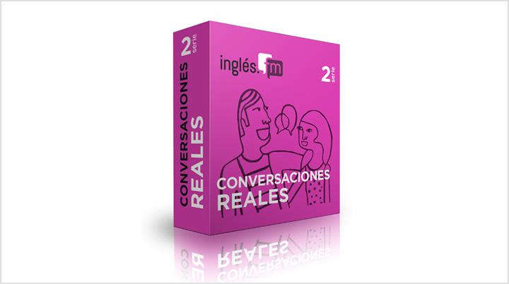 Descargar Conversaciones Reales en Inglés Serie 2 e-Books y Audio/MP3