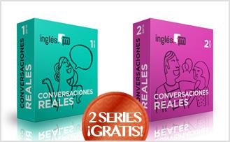 Conversaciones Reales en Inglés eBooks y audio gratis