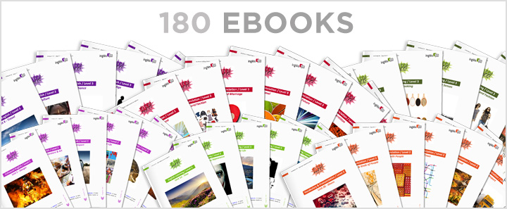 Zapp! Inglés Curso Super Pack eBooks