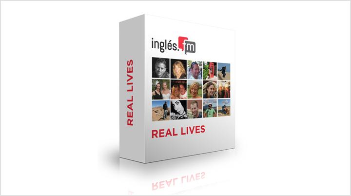 Descargar Real Lives Conversaciones en Inglés e-Books y Audio/MP3