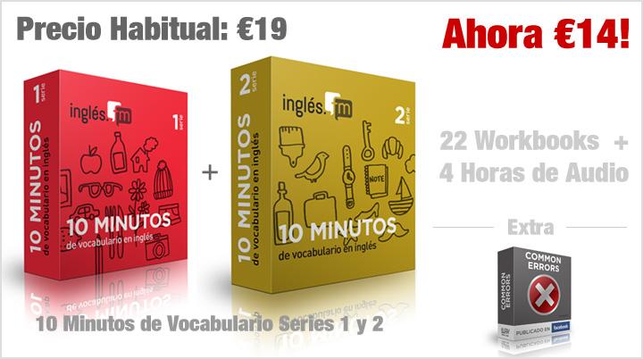 Descargar 10 Minutos de Vocabulario Series 1 y 2