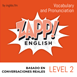 Zapp! Inglés Vocabulary & Pronunciation Nivel 2 - ebooks
