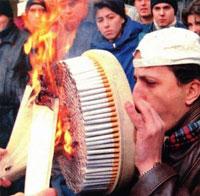 Fumar vocabulario ingles