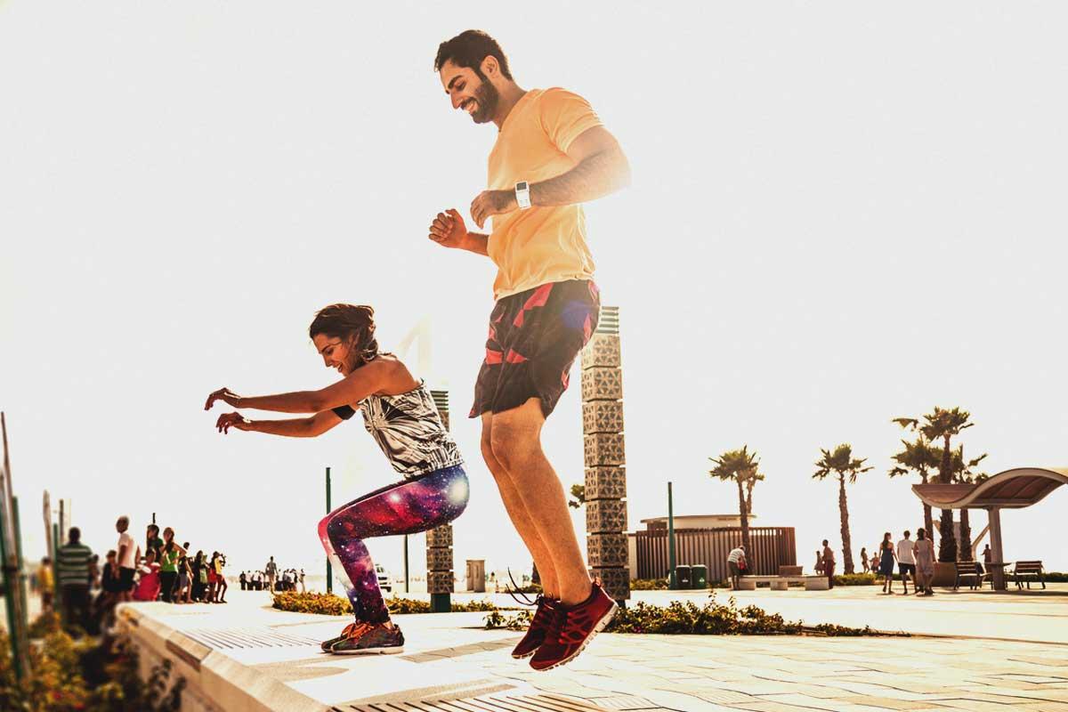 Conversación en inglés 2.5: Salud y forma física