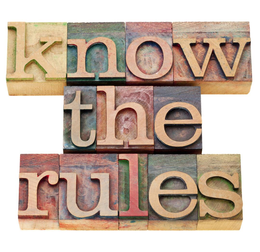 Inglés Listening 3.10 - Reglas y obligaciones