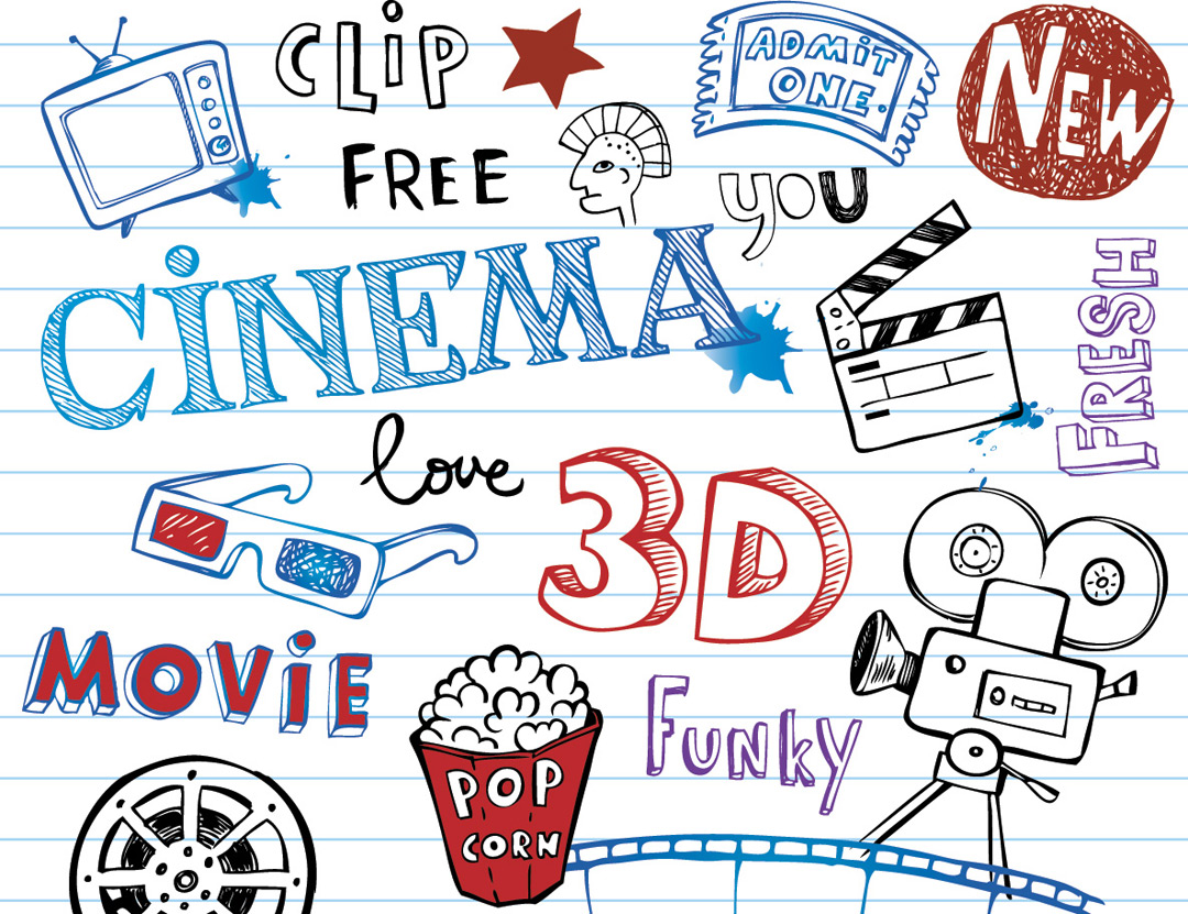 Inglés Vocabulario y Pronunciación 3.21 - Películas y Cine