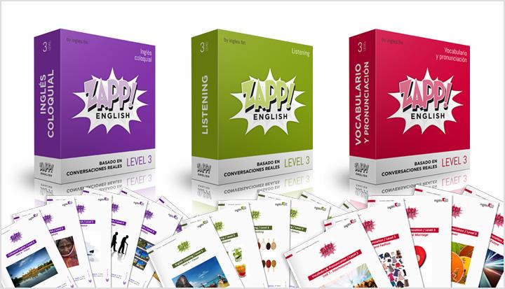 Descargar Zapp Inglés Nivel 3 Avanzado ES - e-books, pdfs, transcripciónes